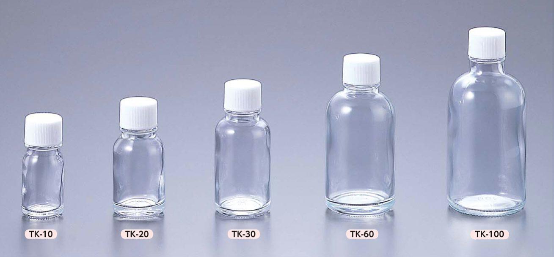 細口規格瓶 透明